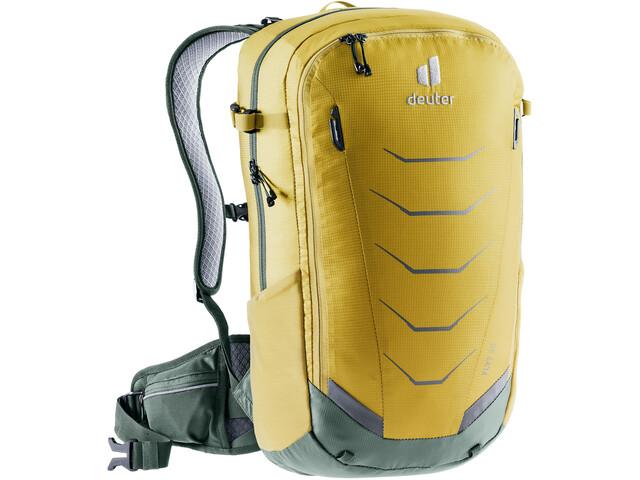 deuter Flyt 20 Backpack, geel/groen